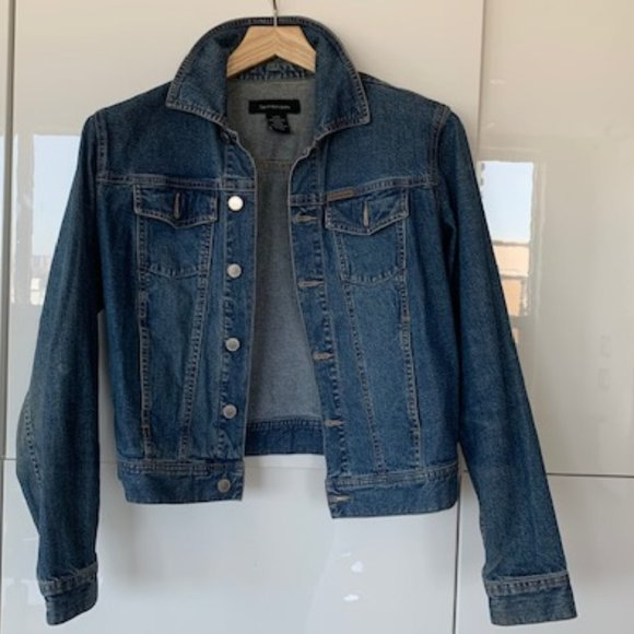 Calvin Klein Jean Jacket small